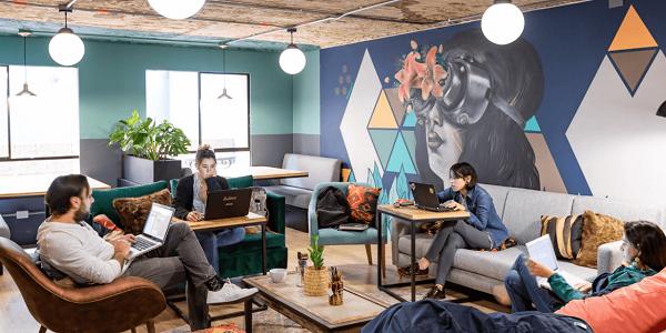 Απομακρυσμένη Εργασία - Εργασία σε κοινόχρηστο χώρο (Coworking Space)